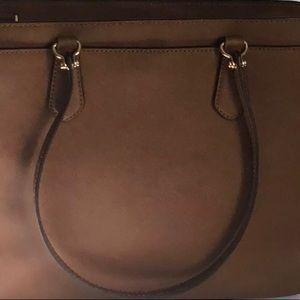 Michael Kors Handbag Dee Dee Large Saffiano Bag